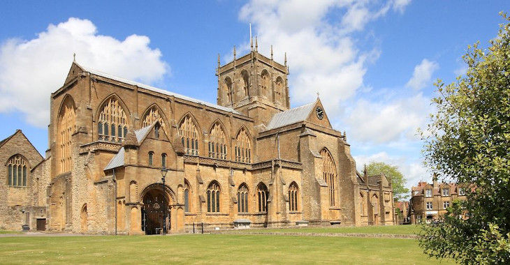 sherborne abbey one of the uk's finest