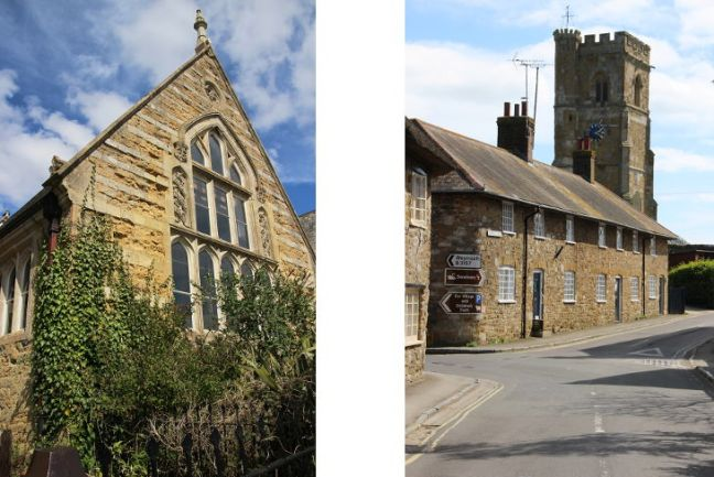 abbotsbury churches