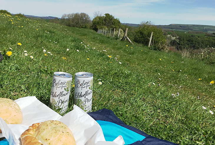 time for a break above shipton gorge