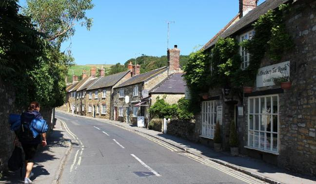 abbotsbury street and tearoom
