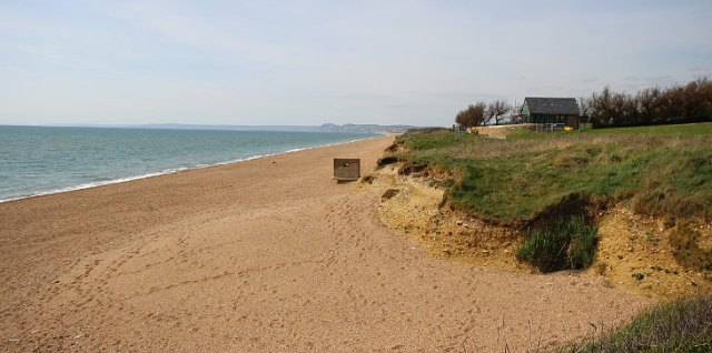 looking west along the south west coast path