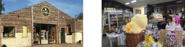 ducks farm shop and cafe