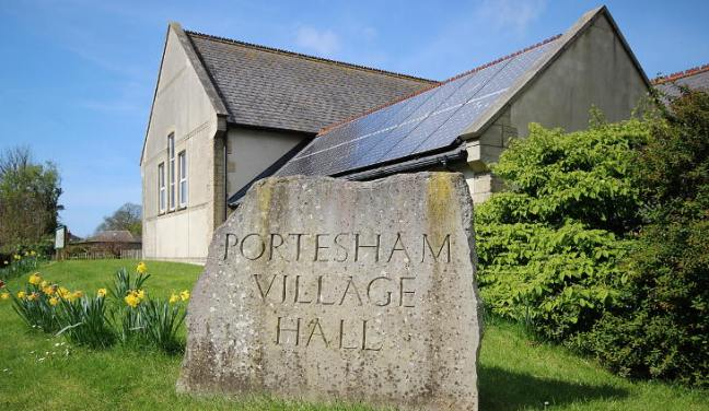 portesham village hall