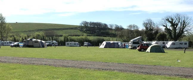 Touring and camping park