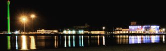 Weymouth harbour lights